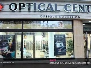 Remboursement des lunettes par la complémentaire santé