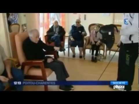Sport Santé Sénior Escrime à Saintes.m4v