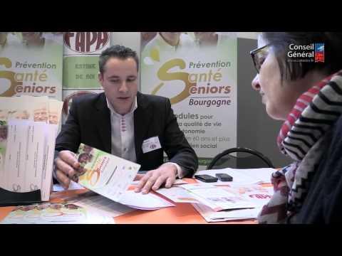 Salon Du Bien Vieillir 2015 à Dijon Par Entreprises Sur Scène