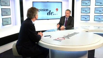 Bernard Accoyer – Plan santé de Fillon: «Les mutuelles, les assurances, les organismes de prévoyance