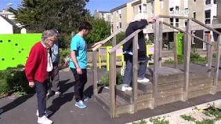 Parcours d'activités santé seniors