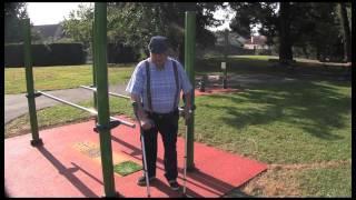 Aménagement de parcours de santé senior