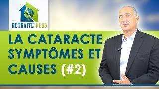 Cataracte : Symptômes et causes - Conseils Retraite Plus
