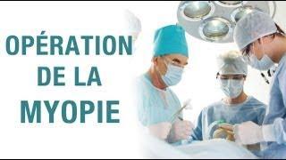 La chirurgie des yeux : DMLA, myopie, cataracte, hypermétropie, presbytie