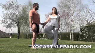Yoga après 50 ans l'équilibre
