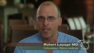 Traitements pour la DMLA et la rétinopathie diabétique