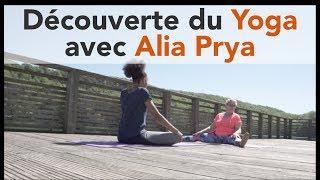 Yoga pour seniors avec Alia Prya, professeur de Hatha Yoga