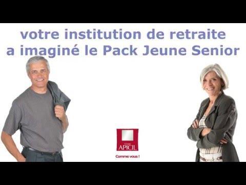 Clip - Pack Jeune Senior Par APICIL & BLUELINEA
