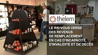 Régime RSI: Garantie Prévoyance Thélem assurances