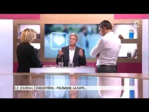 Efficacité Des Médicaments Anti-cholestérol - Magazine De La Santé - Michel De Lorgeril
