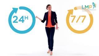 LMP, une assistance santé 24h24, 7j/7