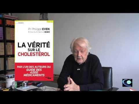 Cholestérol, Molécule De Vie! Statines, Molécule Du Diable...Even 1ère Et 2è Partie