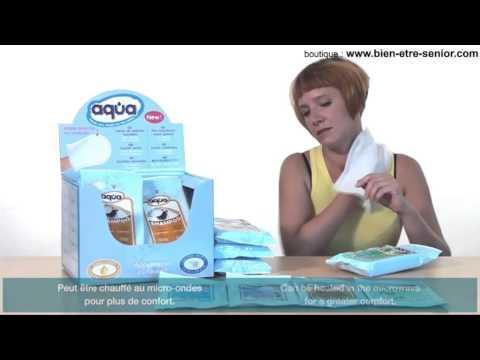 Aqua Outdoor CLEANIS - Boutique Bien-être Senior