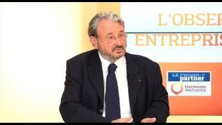 Le rôle du médecin du travail - Interview de Bernard Salengro