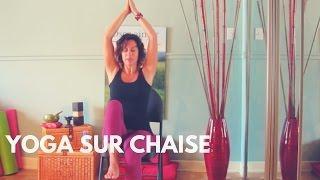 Yoga sur chaise avec Valbonvent