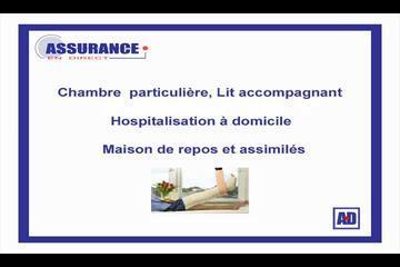 Assurance Mutuelle Complémentaire Santé:  Hospitalisation