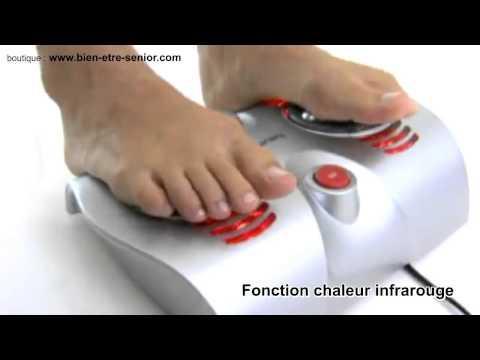 Massage Des Pieds FM38 BEURER - Boutique Bien-être Senior