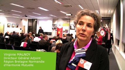 Bien Vieillir En Bretagne: Interview De V. MALNOY (Harmonie Mutuelle)