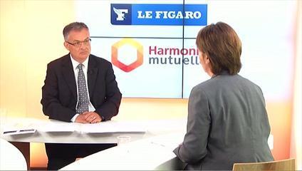 L'interview De Jean-Louis Mercier, Directeur Général Adjoint D'Harmonie Mutuelle