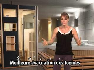 Piscinex : Les Avantages Du Sauna Infrarouge SAGA