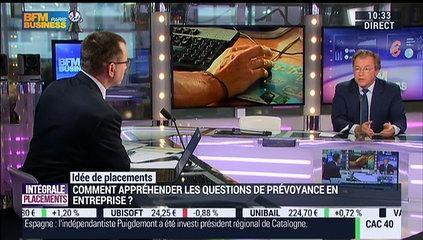 Idées De Placements: La Couverture Prévoyance En Entreprise - 11/01