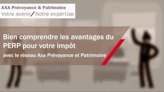 Comprendre les effets du PERP sur votre feuille d'imposition
