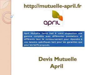 Mutuelle April