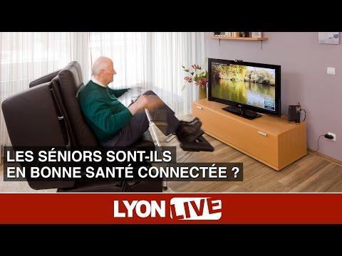 Les Seniors Sont-ils En Bonne Santé Connectée ?