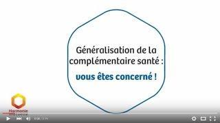 Conférence complémentaire santé et Prévoyance