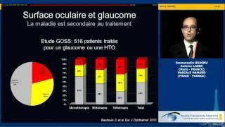 Surface oculaire et glaucome (Emmanuelle Brasnu, Antoine Labbe, Pascale Hamard)