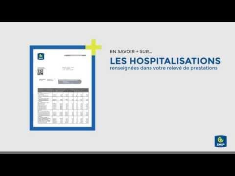 Dépenses D'hospitalisation : Comment Lire Le Relevé De Prestations ?