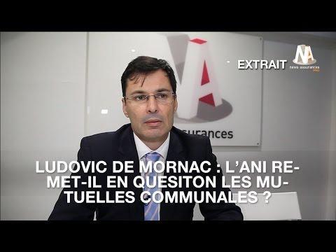 Ludovic De Mornac, L'ANI Remet-il En Question Le Modèle De La Mutuelles Communale ?