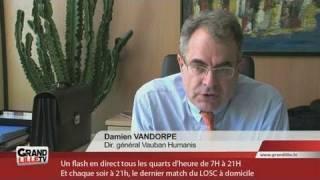 Entreprismes : Vauban Humanis (Lille)
