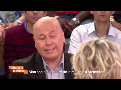 Mon Conjoint Souffre De La Maladie D'Alzheimer - REPLAY 10/06/2015 #touteunehistoire