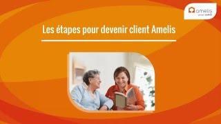 Aide à domicile - Le fonctionnement d'Amelis