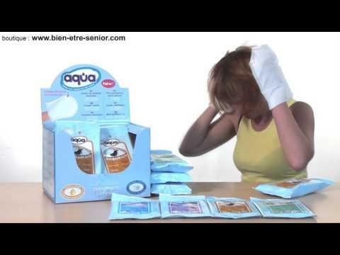 Aqua Shampoo CLEANIS - Boutique Bien-être Senior
