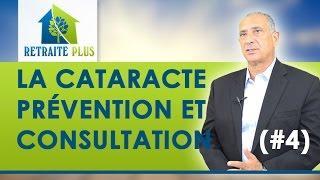 Cataracte : Prévention et consultation - Conseils Retraite Plus