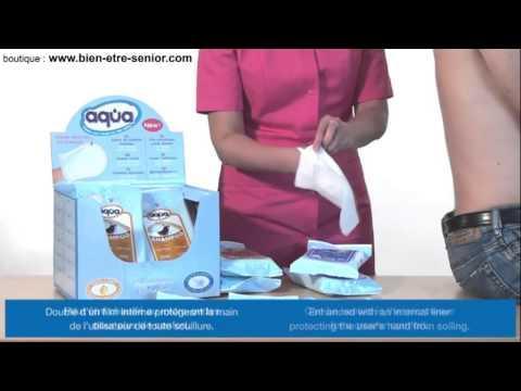 Aqua Hygiene CLEANIS - Boutique Bien-être Senior