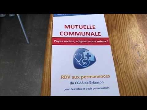 D!CI TV : Les Briançonnais Vont Bénéficier D'une Mutuelle Communale En 2016