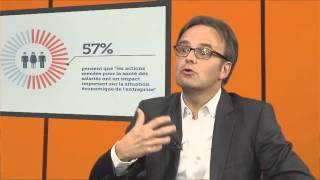 Observatoire Entreprises et Santé - Harmonie Mutuelle