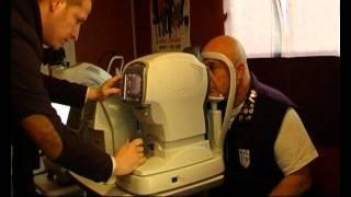 Bus du Glaucome UNADEV - Dépistage gratuit des facteurs de risque du glaucome