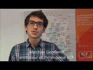 RCF Et La Mutuelle Saint-Christophe Aident Les Jeunes Qui S'engagent
