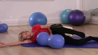 Yoga senior: position sur le côté 2/2