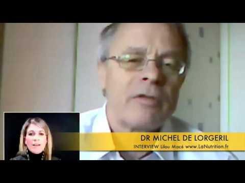 Le Cholestérol Est Innocent ! La Problématique Du Cholestérol- Dr Michel De Lorgeril