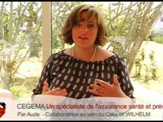 Mutuelle santé Cégéma avec Vitanéo et Résalis.