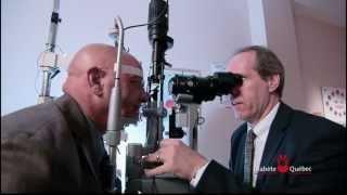 Diabète Québec: L'examen de la vue et le diabète