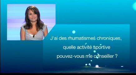 Je Souffre De Rhumatismes Chroniques. Quelle Activité Sportive Pouvez-vous Me Conseiller ?