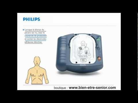 Defibrillateur HeartStart HS1 PHILIPS - Boutique Bien-être Senior