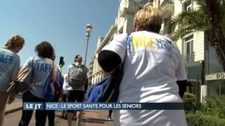 Nice : Le sport santé pour les seniors