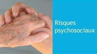 Aide à domicile et les risques psychosociaux